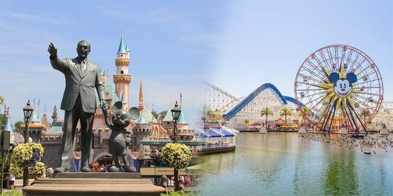 Disneyland vs California Adventure