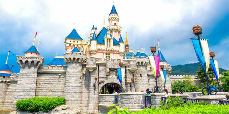 how-many-disneyland-parks-in-the-world
