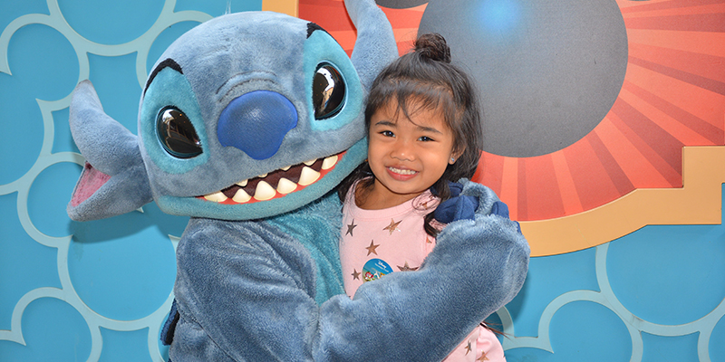 Where to Find Stitch at Disneyland